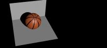 כדורסל -תלת מימד
