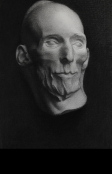 Théodore Géricaults death mask