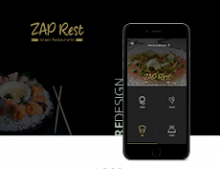 ZAP Rest Re-design Project