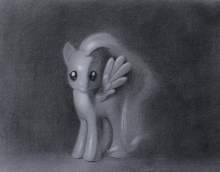 Fluttershy from the Darkness