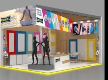 עיצוב ביתנים לתערוכות