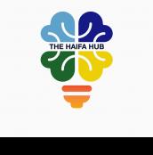 עיצוב לוגו למרכז חדשנות בחיפה