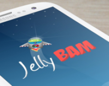 jellyBAM rom v10 new bootanimation