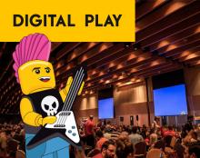 מיתוג עצמי זו לא מילה גסה - Digital Play 2013