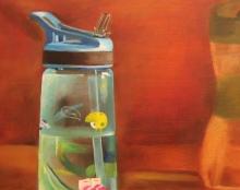 ציור שמן אמנות ישראלית טבע דומם