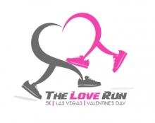 עיצוב לוגו - Love Run