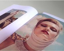 עיצוב קטלוג שמלות כלה לעידן כהן