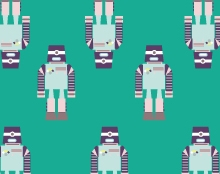 THE ROBOTS ARE DEAD