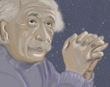 אלברט אינשטיין