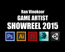 Game Art Showreel