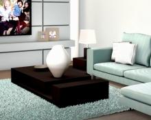 Living room modelling C4D מידול סלון סינמה 4די
