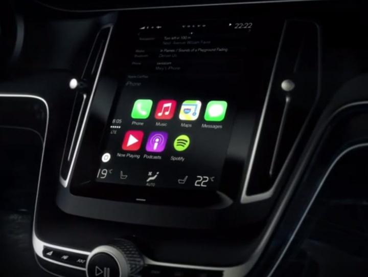 Volvo + Apple