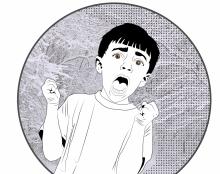 אינפוגרפיקה - הפרעת קשב וריכוז