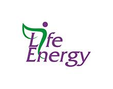 עיצוב לוגו לייף אנרגי