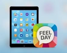 FeelDay calendar app