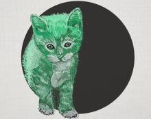 גלויות שלי + פורטרייט, במסגרת פרוייקט גמר | טכניקת ואן גוך