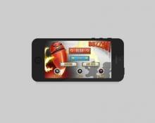 Buzzbot iOS game
