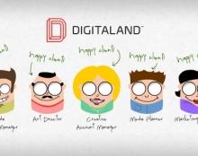 וידאו אנימציה שיווקי, Digitaland