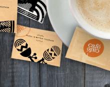 קפה קפה- עיצוב סדרת מוצרים מתכלים