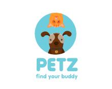 PETZ  אפליקציה לאימוץ חיות מחמד