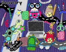 Back to school collection- Beavory