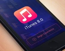 iTunes 8.0 Concept
