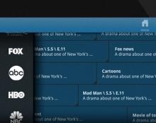 vBox - אפליקציית שידורי טלוויזיה לטאבלט
