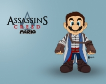 Mario - Assassins creed