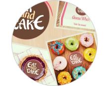 מיתוג - EAT AND CAKE