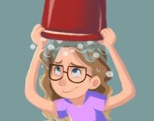 Ice bucket challenge- ALS