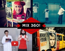 קמפיין 360 - WHATS YOUR MIX?!