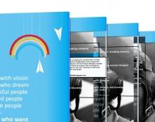 עיצוב אפליקציה // Dream Job _ הצעות עבודה