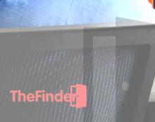 The Finder, website