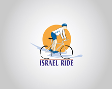 Logo Design for Israel Ride