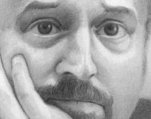 ציור פורטרט רישום ציורים בהזמנה