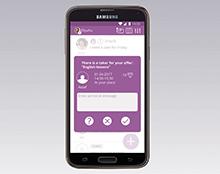 TimeShare app
