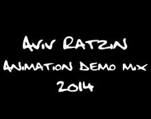 מיקס אנימציה 2014