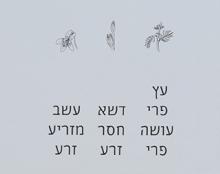 מגדיר הצמחים המקראי