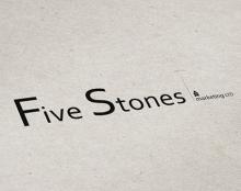 לוגו- Five Stones