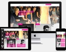 New Look - Cross Platform Website