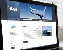 אתר Best Forwarding And Logistic Ltd