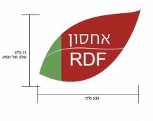 שילוט מפעל RDF