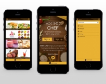 Bistro Chef - Recipes Sharing App