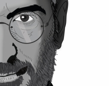 סטיב גובס | אילוסטרציה | טיפוגרפיה