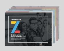 עיצוב Ebook בנושא דור ה-Z