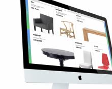 UI UX ecommerce webpage lovely