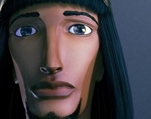Prince of Egypt portrait
