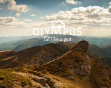 Olympus greek restaurant app