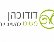 עיצוב זהות חזותית למאמן דודו כהן