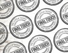 פרוייקט חיי - Final Touch